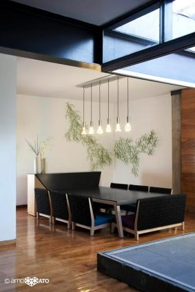 Loft Polanco  Mobiliario: amoATO Studio