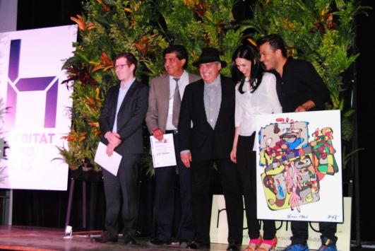 Braverman Arquitectos, Matthai Arquitectos (Finalistas) & Manada (Ganador)  Imagen: mD