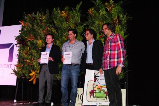 Roy Azar Arquitectos , ARCO Arquitectura (Finalistas) & Cherem Arquitectos (Ganador) Imagen: mD
