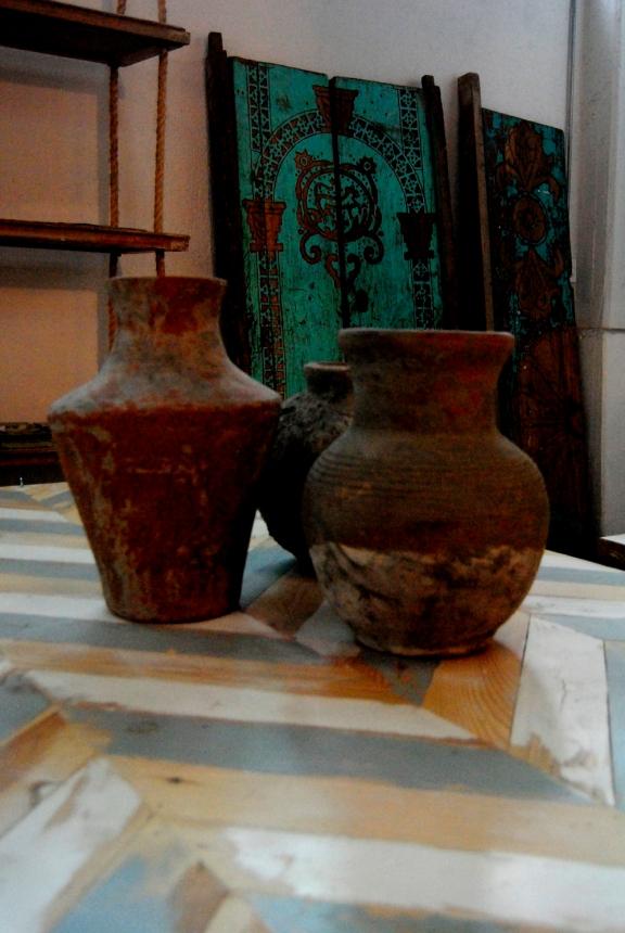 Productos exclusivos de la galería. Imagen: mD