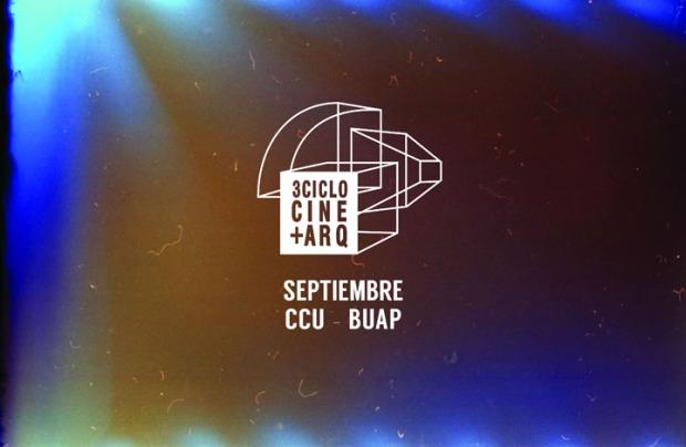 Cortesía 3Ciclo Cine+ARQ