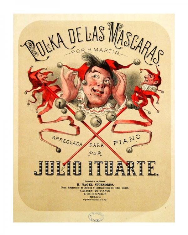 Imagen: Catálogo de Museo del Estanquillo
