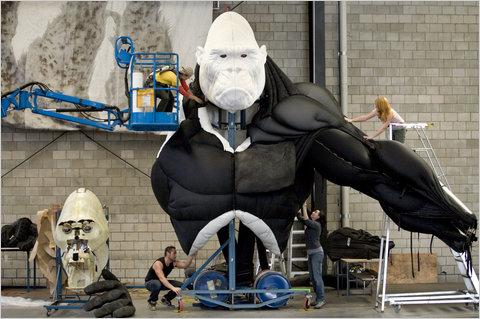 "Global Creatures, ""King Kong, el musical"""