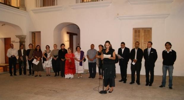 Premiación XV Bienal