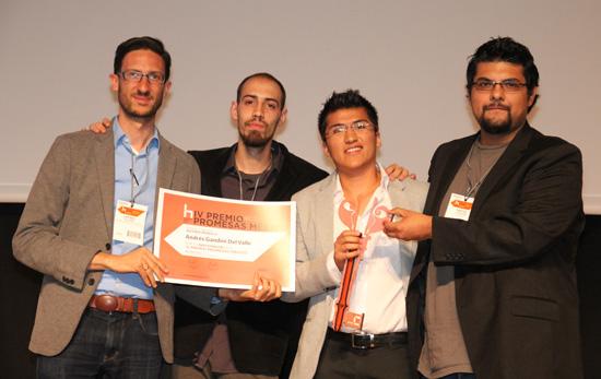 Imagen: Premio 2013