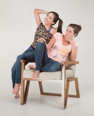 Natalia y Melisa