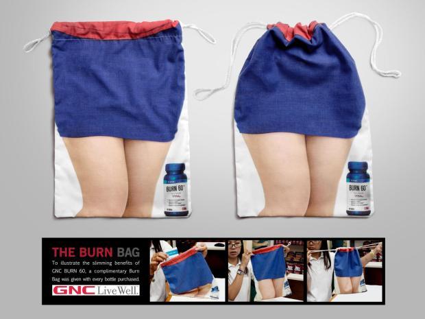 The burn bag (Imagen de Merlee Jayme y Demata Eugene)
