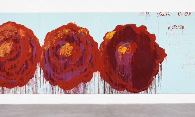 CyTwombly_The_Rose_IV__HR